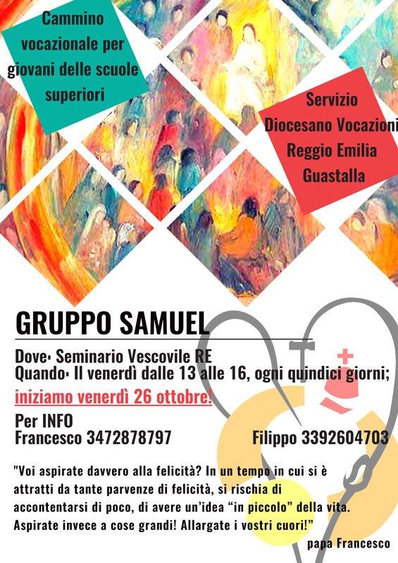 Gruppo Samuel 2018-2019